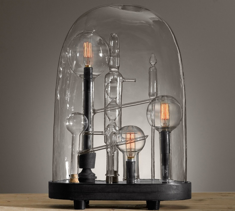 Accessorize Your Mad Scientist Lair With These Chemistry Cloche ...