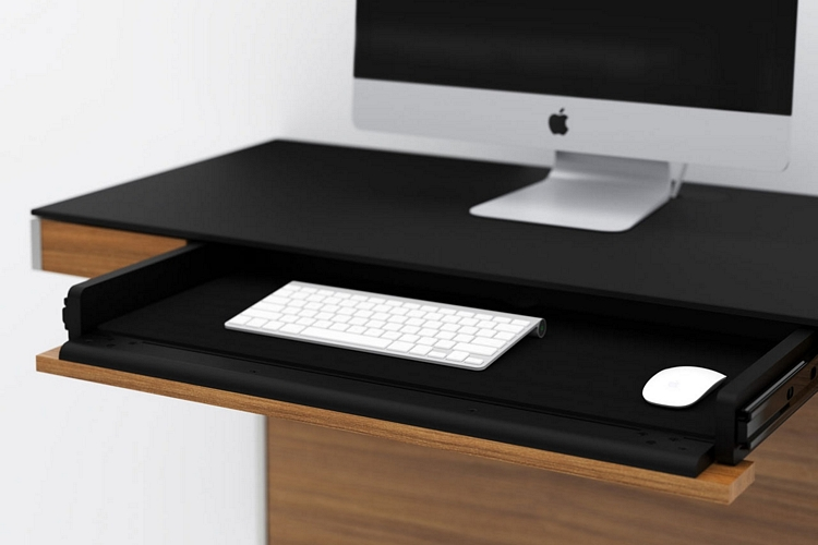 Bdi Made A Wall Mounted Desk That Can Fit More Than A