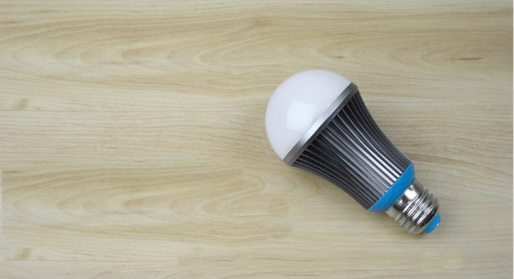 Silk Bulbs Mimic Sunlight All Day To Keep Your Circadian Rhythms ...:saffron-silk-bulb-1,Lighting