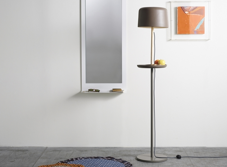Lamps Add Valet Trays For Catch All